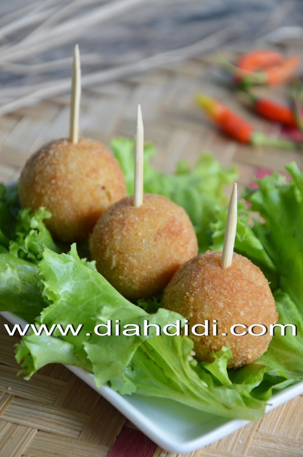 Diah Didi S Kitchen Resep Bitterballen Lembyutttt