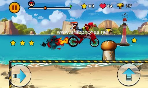 تحميل لعبة الدراجة النارية Moto Extreme - Motor Rider للاندرويد