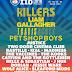 FIB 2018. Desveladas nuevas confirmaciones: Pet Shop Boys, Justice, Belle & Sebastian, Izal y The Kooks, entre otros