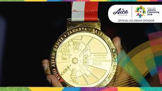 Ini Klasemen Akhir Perolehan Medali Asian Games 2018