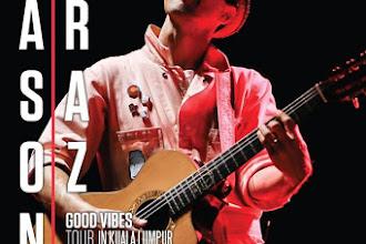 Jason Mraz Good Vibes Tour 2019 in Kuala Lumpur