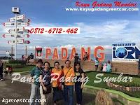 Paket Tour Mengunjungi Objek Wisata di Padang, Bukittinggi, Minangkabau, Sumatera Barat