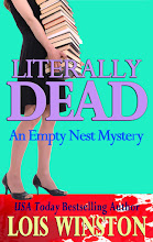 LITERALLY DEAD: an Empty Nest Mystery, Book 2