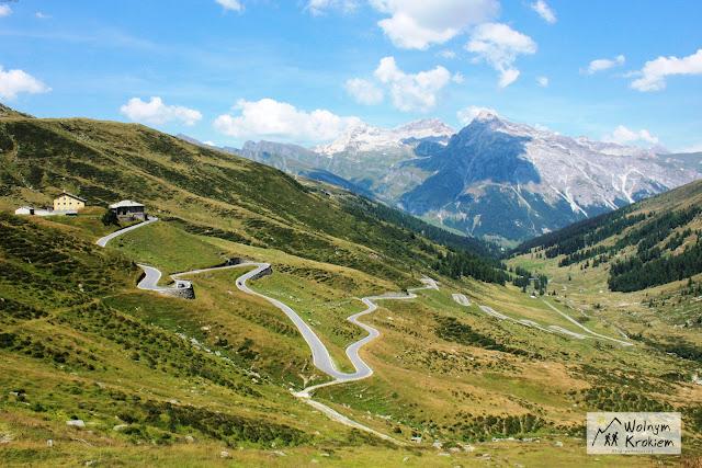 via Spluga - droga śmierci w górach