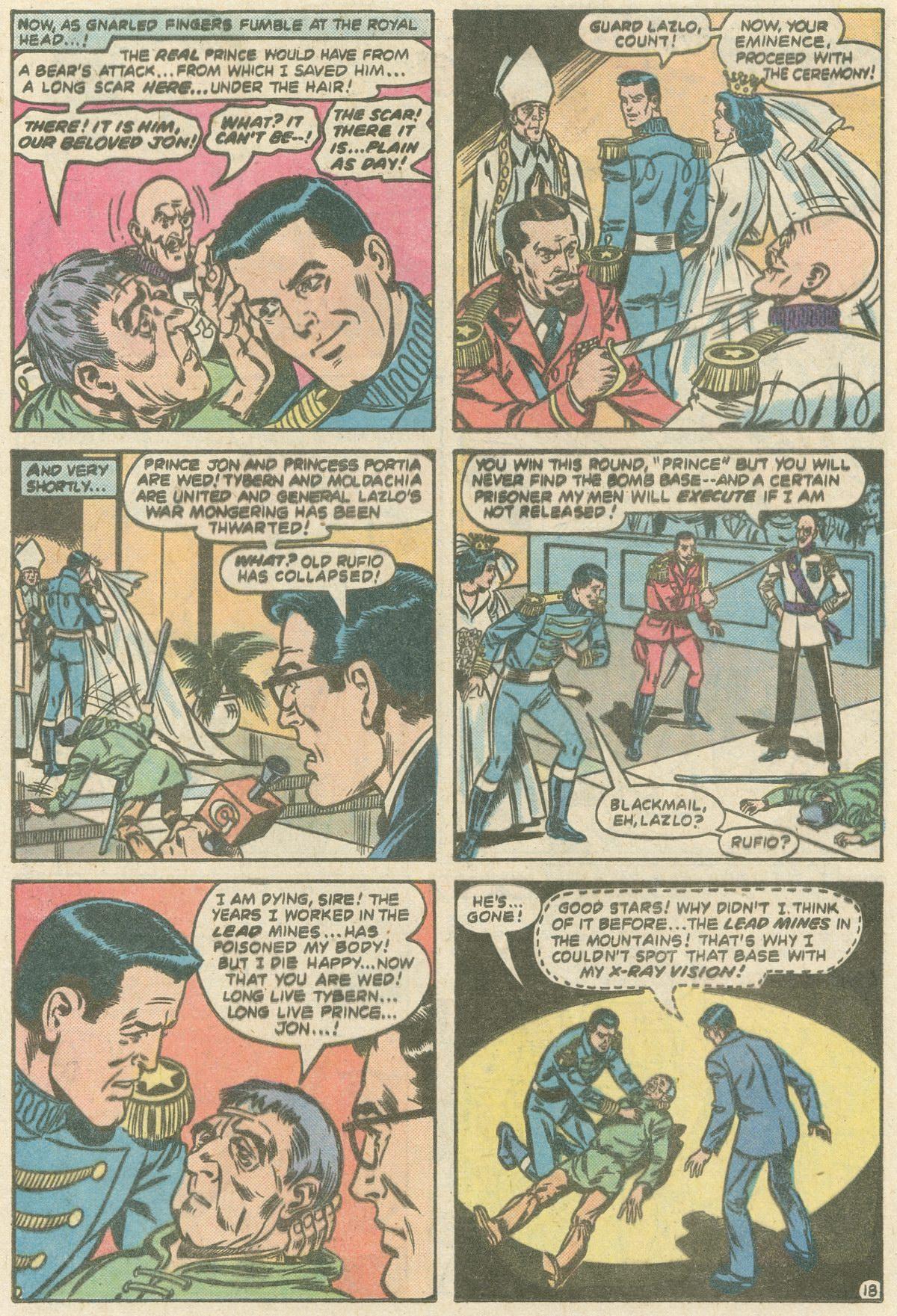 Read online World's Finest Comics comic -  Issue #253 - 21