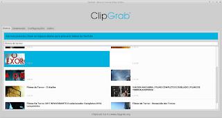 A prova fundamental de que ClipGrab funciona