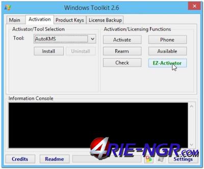 Microsoft Toolkit 2.6 Terbaru