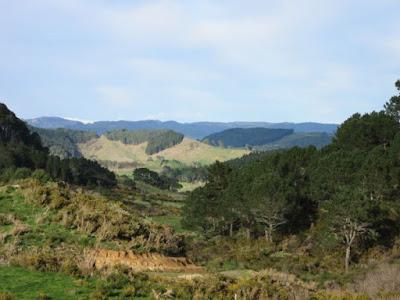 Hahei, Península de Coromandel, Nueva Zelanda