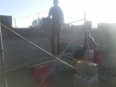 Eternal Love Church em Mozambique-Building the Church