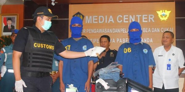 TKI Dari Malaysia Bawa Sabu 500 Gram, Mau Diedarkan Di Madura
