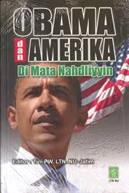 Jual Buku Obama dan Amerika Dimata Nahdliyin | Toko Buku Aswaja Yogyakarta
