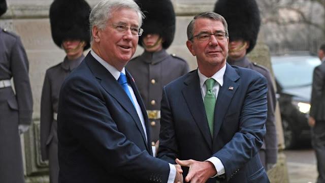 """Londres mandará más tropas a Siria para entrenar a """"rebeldes"""""""