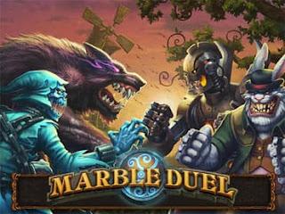 تحميل لعبة زوما الجديدة 2018 تحطيم الكرات الملونة Marble Duel للكمبيوتر