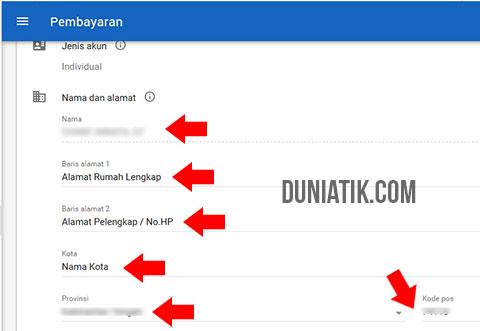 Cara Mendapatkan Surat PIN Google Adsense 2018