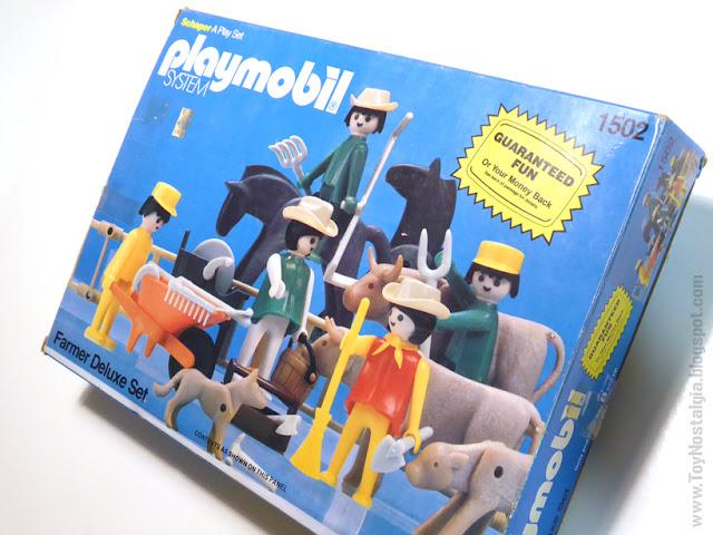 Playmobil Schaper Farmer Deluxe Set