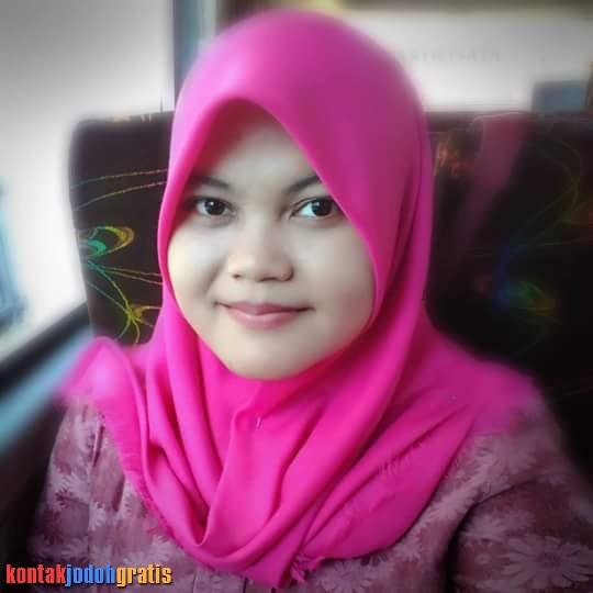 Melati Mahasiswa Manis Berhijab Tangerang Cari Calon Suami
