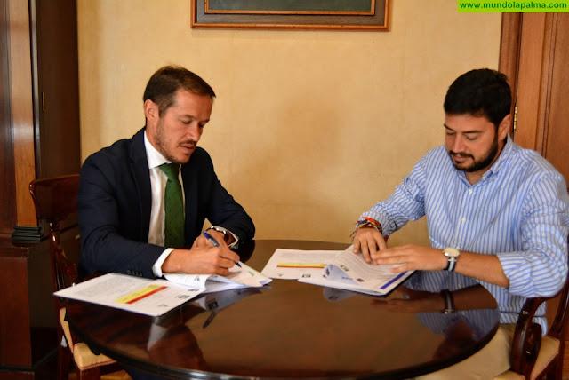 El Cabildo aporta 137.000 para mejorar el entorno de La Fajana de Barlovento