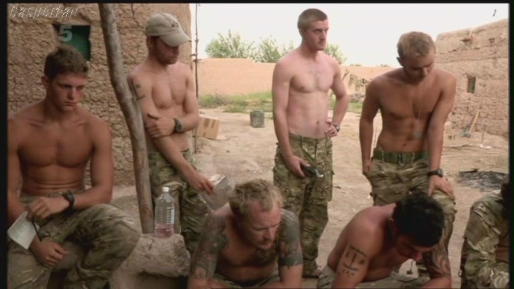 Naked Marine Men 62