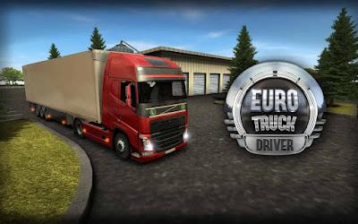 euro truck driver hile apk