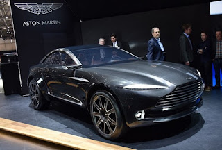 ''(2018) Aston Martin DBX'' Voiture Occasion prix, intérieur, Revue, Concept, Date De Sortie