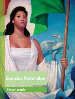 Libro de Texto Ciencias Naturales Tercer grado 2015-2016