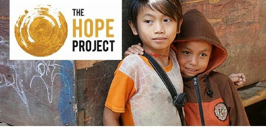 Sharing Hope on the Thai Burma Border