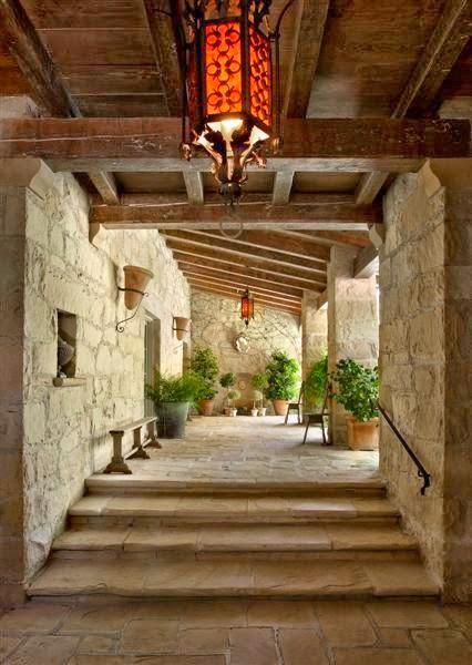 John Saladino,Santa Barbara Villa/lulu klein