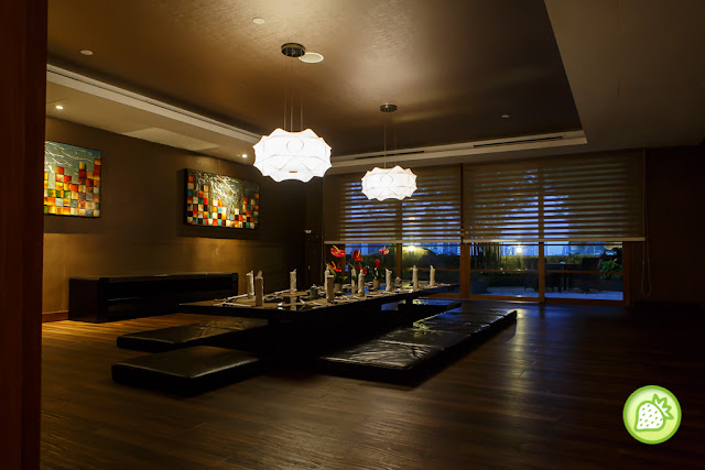 Gen Japanese Restaurant @ Sunway Putra Hotel: RM 88 Nett