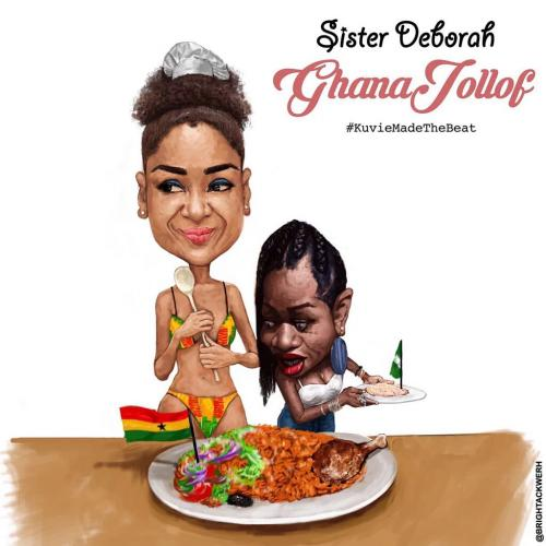 Sister Deborah Ghana Jollof Rice Music Video