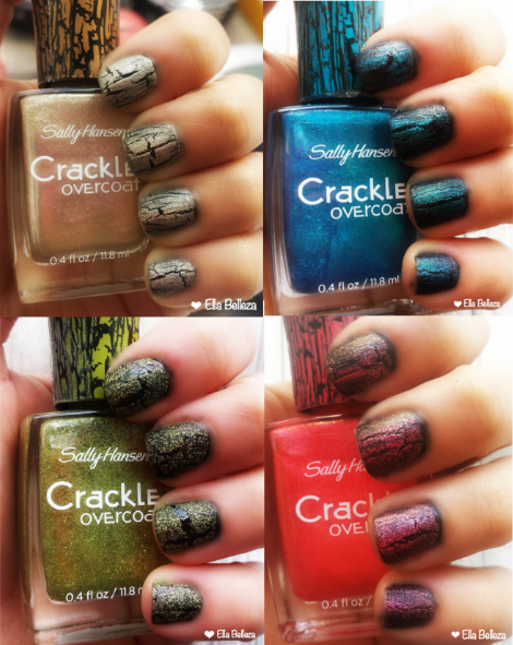 Sally Hansen Crackle