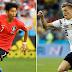المانيا بطلة كاس العالم  تخرج من الباب الضيق بعد زلزال كروي كانت كوريا بطلته
