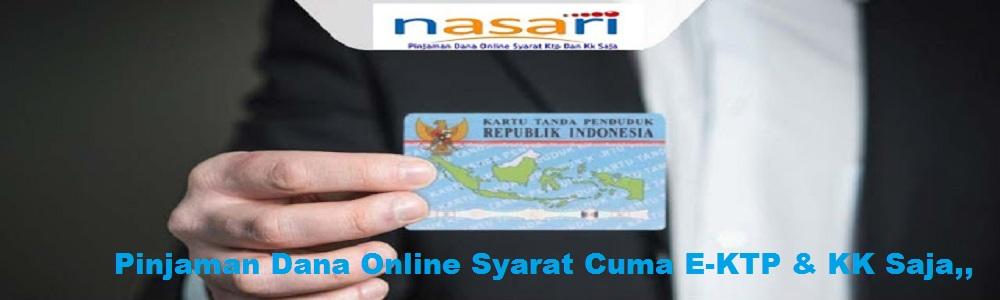 Pt Ksp Nasari Online Resmi Indonesia Syarat Pinjaman