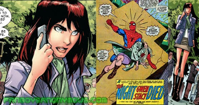 Will Gwen Stacy die in the Amazing Spider-Man 2? The clothes may tell the tale