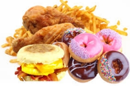 Makanan yang Bikin Gemuk dan Dapat Merusak Program Diet