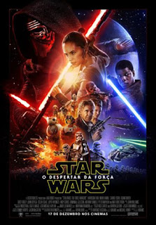 Star Wars: Episode VII - The Force Awakens - Poster Nacional & Quarto Trailer
