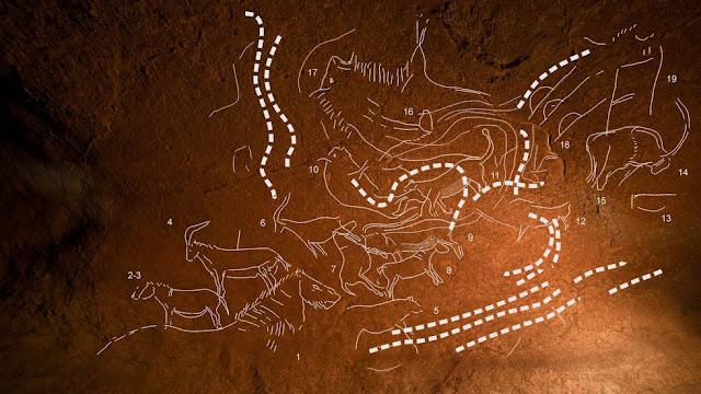 14,000-year-old rock art found in Spanish resort town