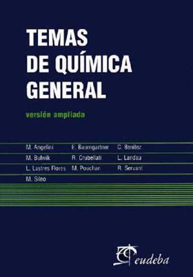 Temas de quimica general angelini