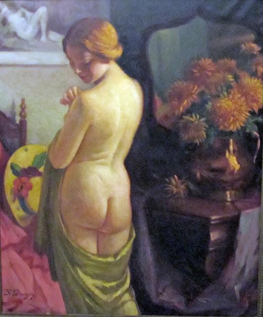 Francisco Pausas Coll, Artistic Nude, Portrait arts, Nude Art, Human Study, Nude by Francisco Pausas , Painter Francisco Pausas