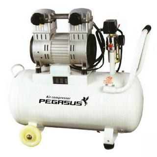 Máy nén khí không dầu Pegasus TM-OF750-35L