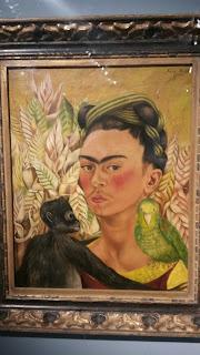 Frida-kahlo-quadro-pappagalli