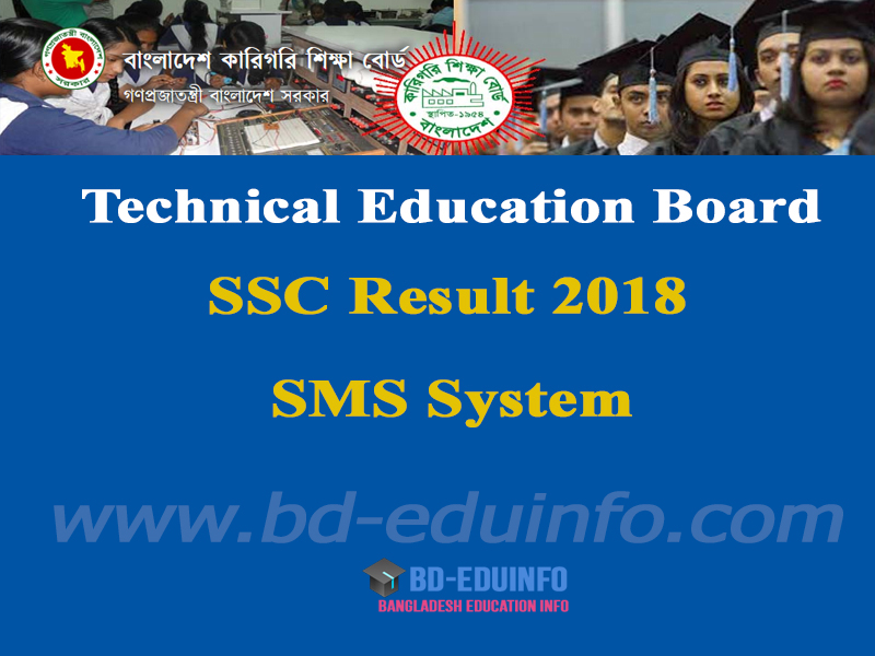 Technical Board SSC Result 2018