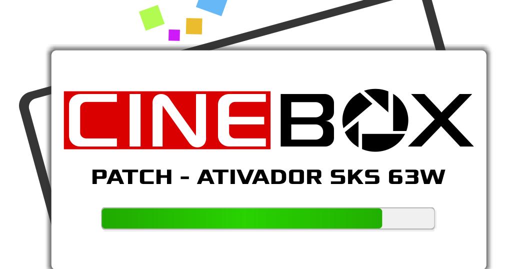 Atualização Patch Cinebox SKS 63w - 22/05/2018 - Az Fórum
