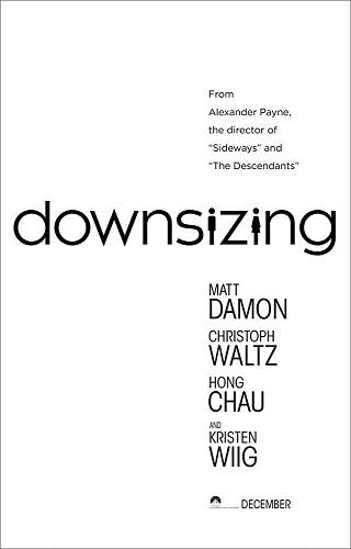Downsizing 2017