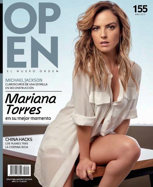Mariana Torres OPEN