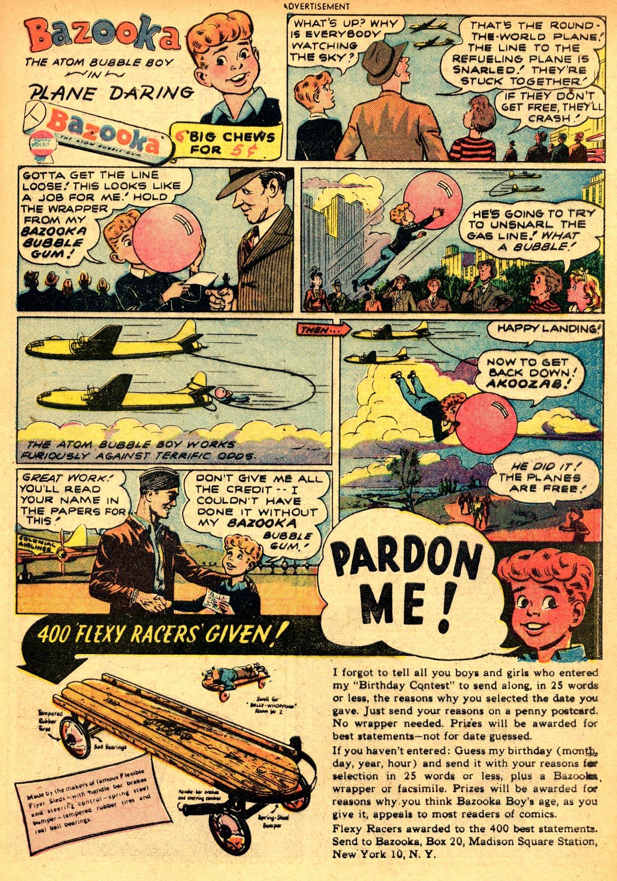 Read online All-Star Comics comic -  Issue #48 - 49