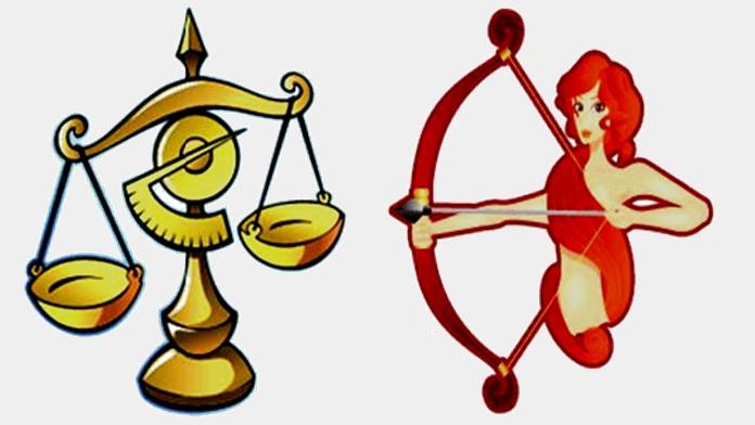 Compatibilità tra Bilancia e Sagittario in amore