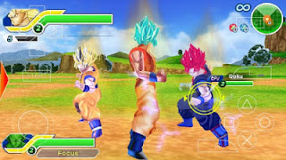 Dragon Ball Z Tenkaichi Tag Team MOD Ultra V6