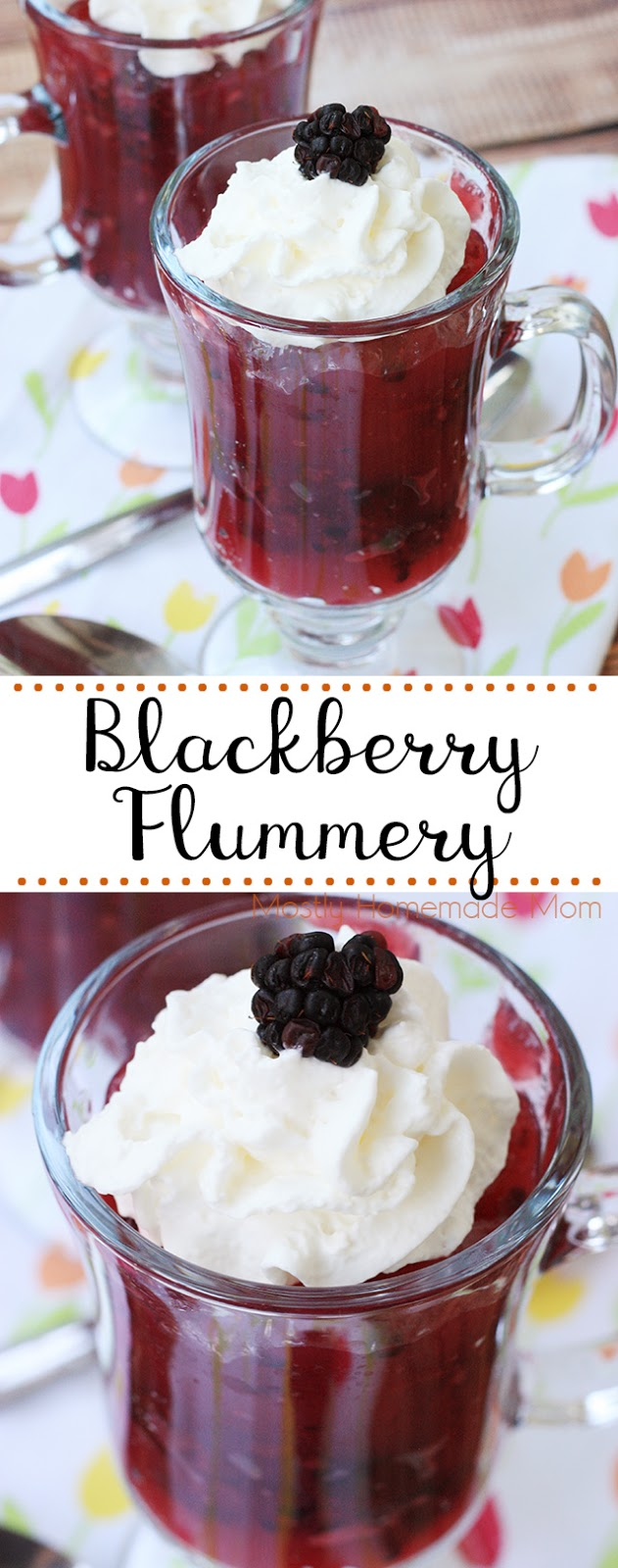 what is flummery