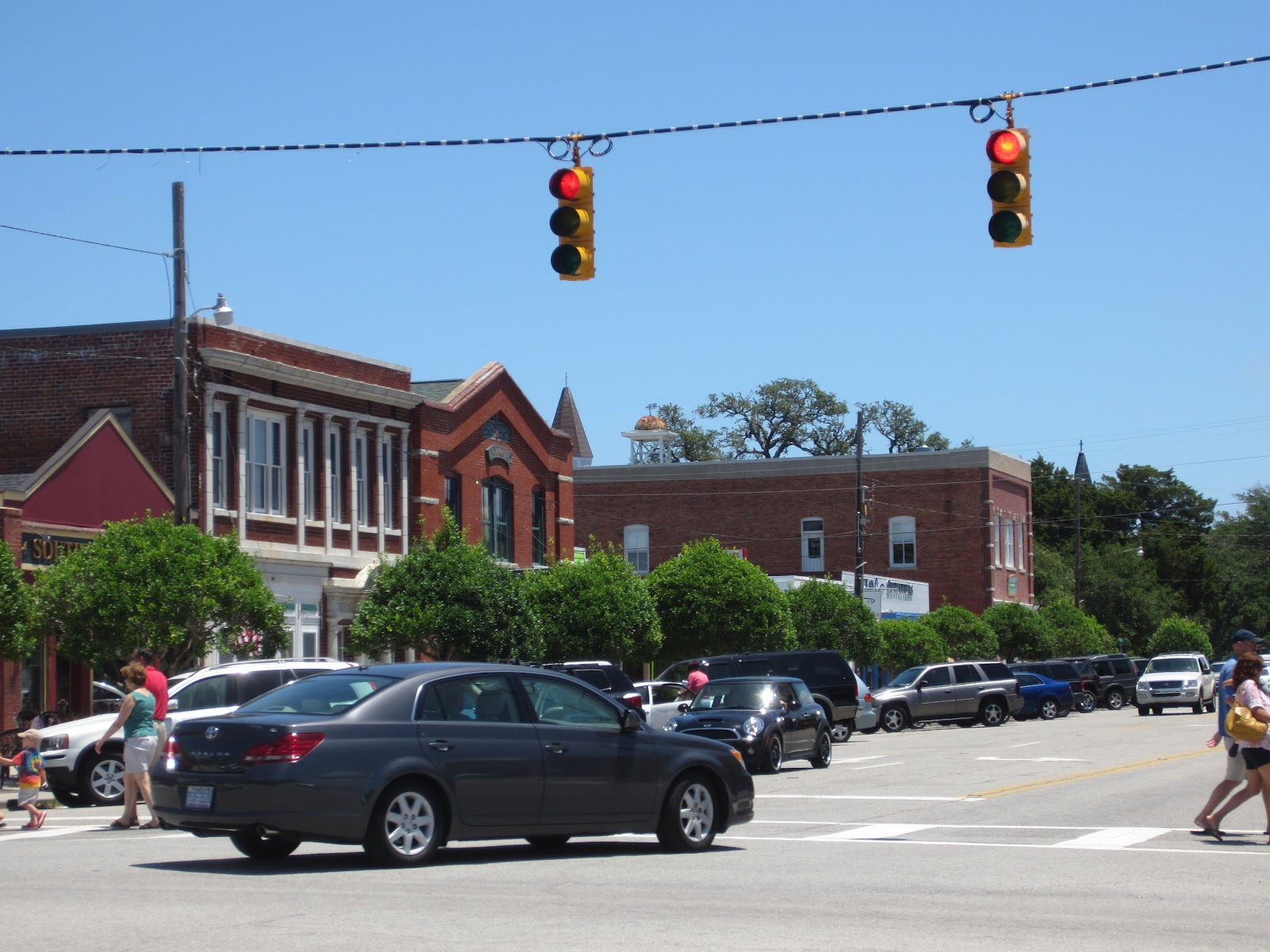 Southport, NC - Such a sweet southern town!