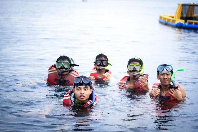 Harga Tiket Masuk Bangsring Underwater, Tempat Terbaik Belajar Snorkeling!
